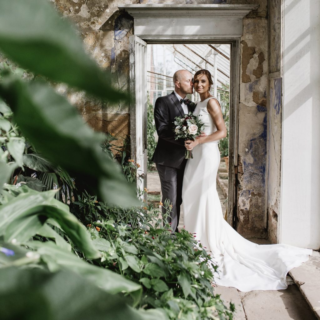 Calke Abbey wedding