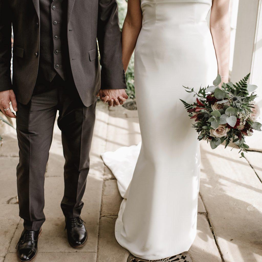 Calke Abbey wedding flowers