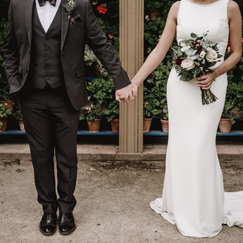 wedding bouquet derby